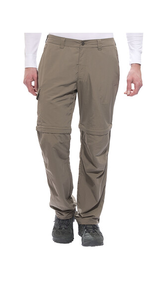 axant M's Alps Zip Off Pant Teak